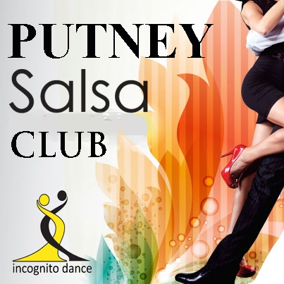 #salsa - dance salsa in London on Tuesdays - Putney Salsa Club - Incognito Dance