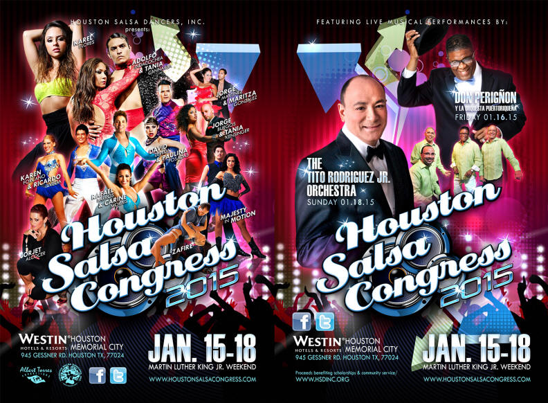 Houston Salsa Congress 2015