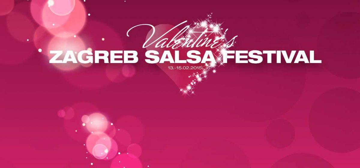 Festival de salsa de Zagreb. Para pasar un San Valentín salsero